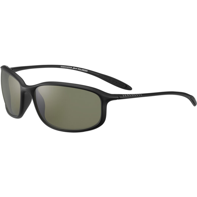 Authentic Serengeti Sestriere Grey//Green Polarized replacement lens kit NEW