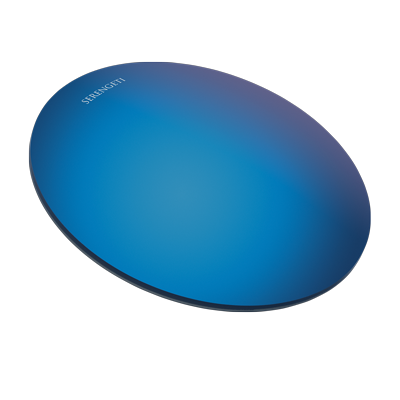 Verre 555nm Blue
